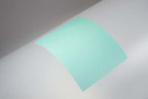 Etikety na dotisk v TTR tiskárně