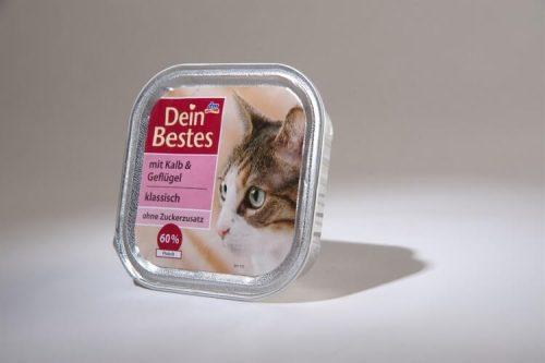 Etikety na zvířecí stravu